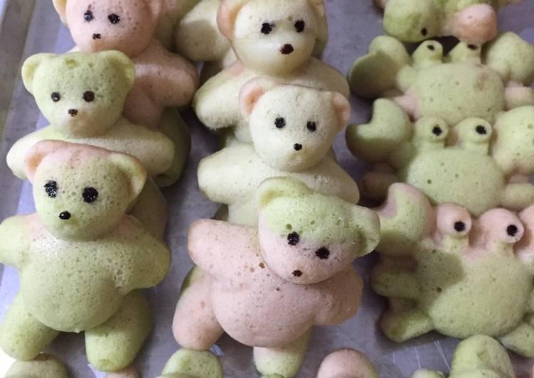 Bolu Kukus Beruang