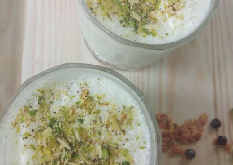 Recipe of Homemade Guava milk shake
