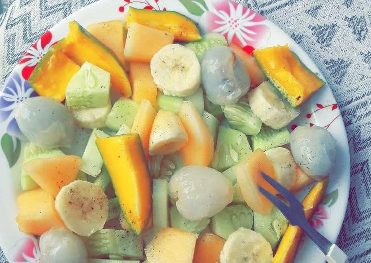 Fresh Fruit Salad🥗