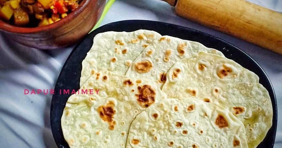 Resep Capati Roti India Oleh Imaimey Cookpad