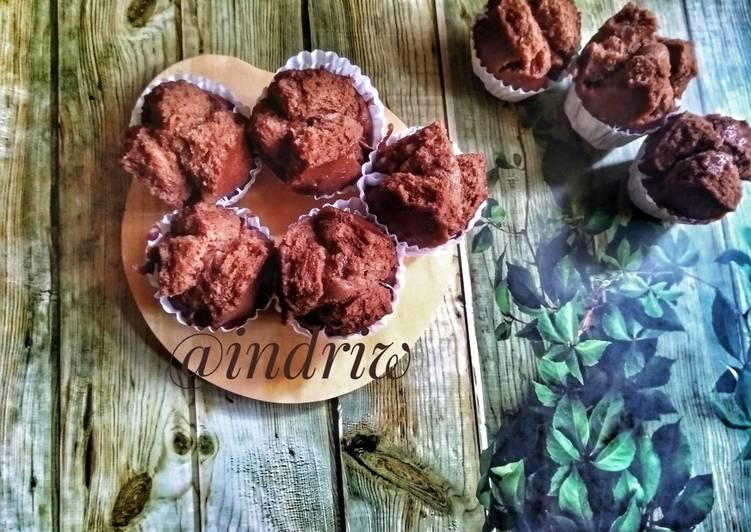12 Resep: Bolu Kukus Mekar Chocolatos (no mixer,eggless) Anti Gagal!
