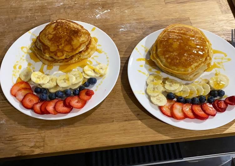 Granny's Pancakes