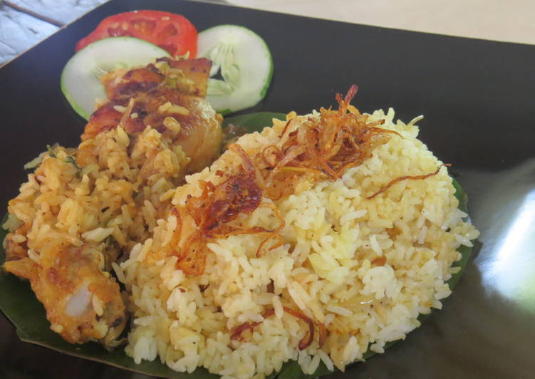 Step-by-Step Guide to Prepare Award-winning Thalasserry Chicken Biriyani