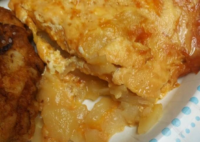Simple Way to Make Award-winning Potatoes Au Gratin Batch 8