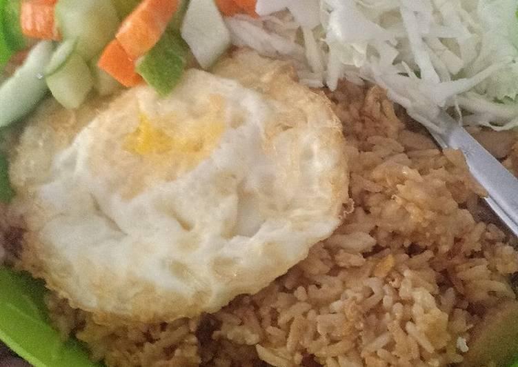 Nasi Goreng Simple enduessss
