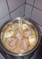 Resep Dan Cara Memasak Opor putih ayam telur Cobain yuk