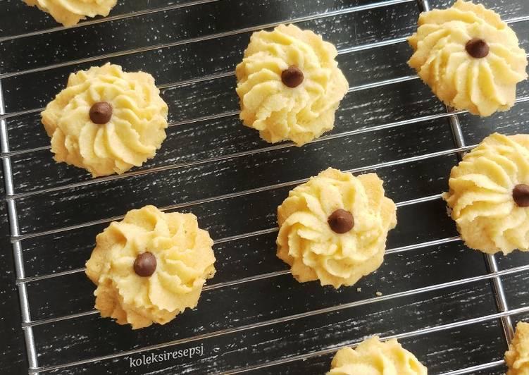 Chocochips butter coookies (kue kering)