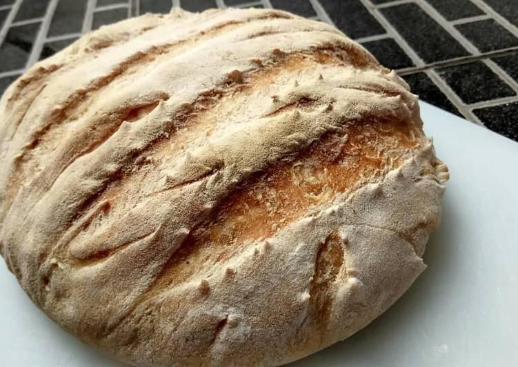 Resep Roti ala Italy dg S&F method Paling Joss