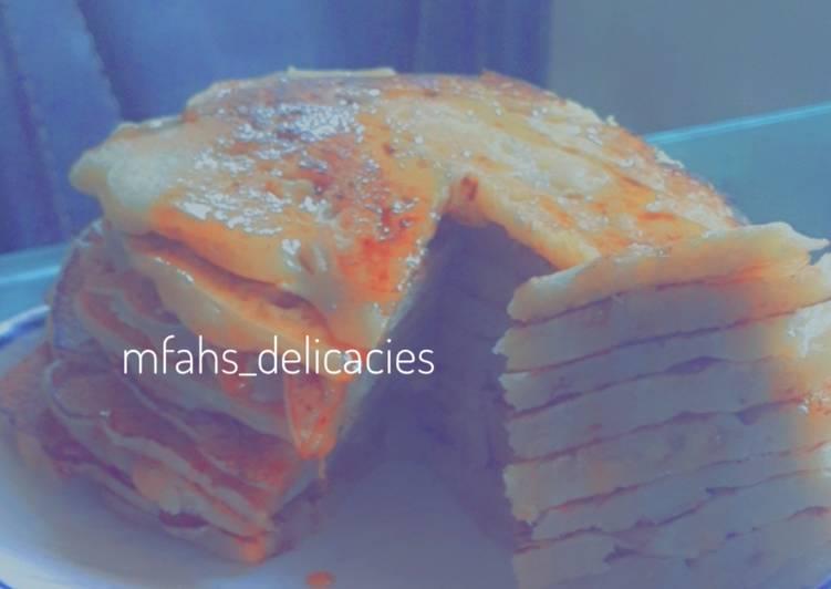 Banana pancakes 🥞