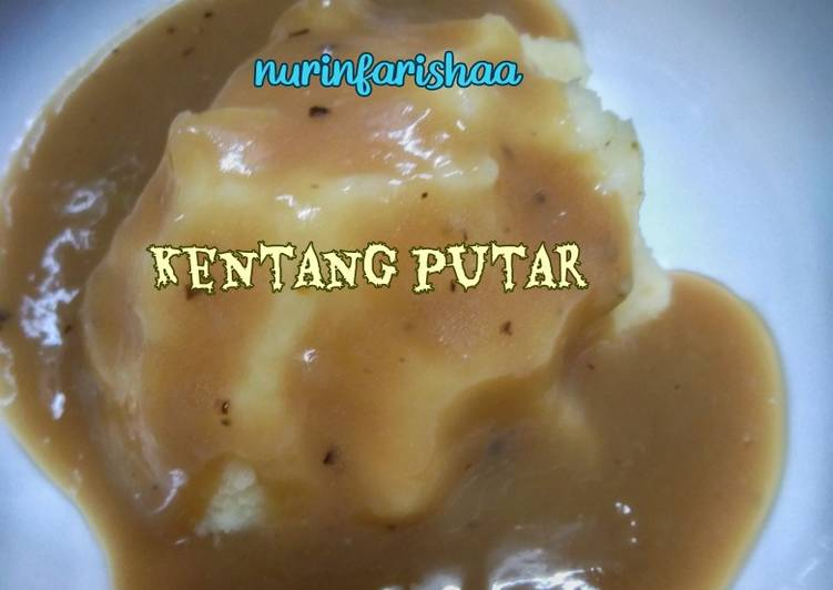 Kentang putar/ Mashed potato - velavinkabakery.com