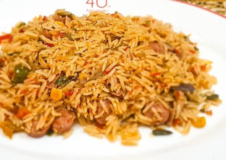 Sausage rice