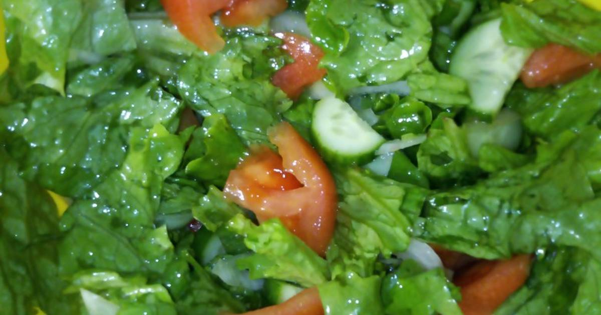 завода салаты из листьев салата рецепты с фото этот раз все