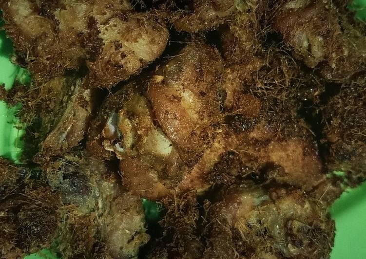 Ayam Goreng Lengkuas Simple banget dan empuk banget yakin!