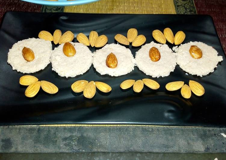 10 Minute Step-by-Step Guide to Make Royal Rose flavoured steamed sandesh