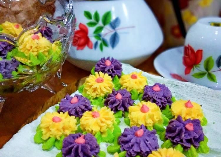 Semperit Susu Kuntuman Mekar (Tema Biskut, Maraton Ramadhan)