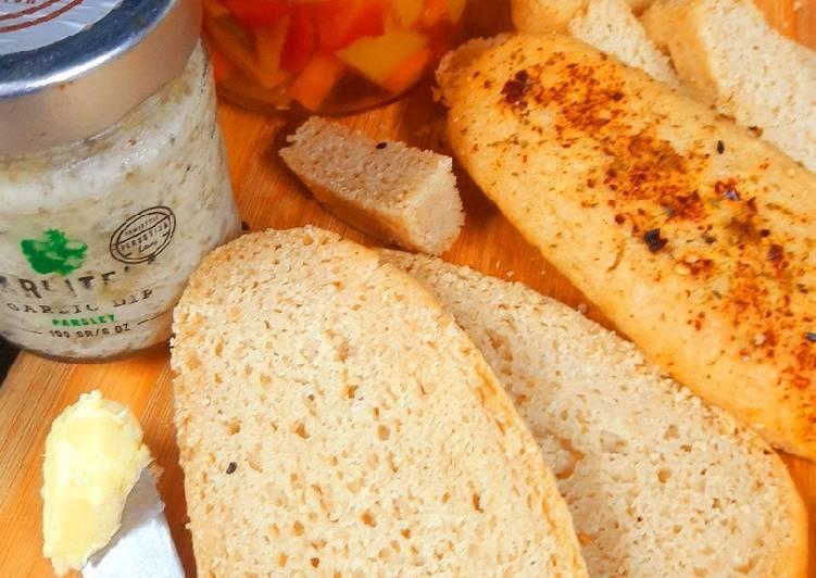 10 Minute Simple Way to Make Summer Jowar Bread