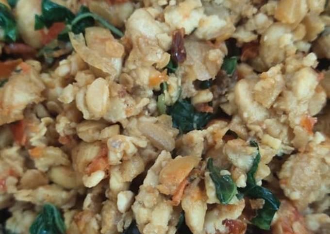 oseng tempe kemangi sambal bawang - resepenakbgt.com