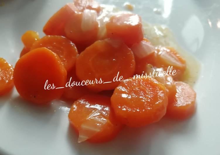 Recette De Carottes en sauce