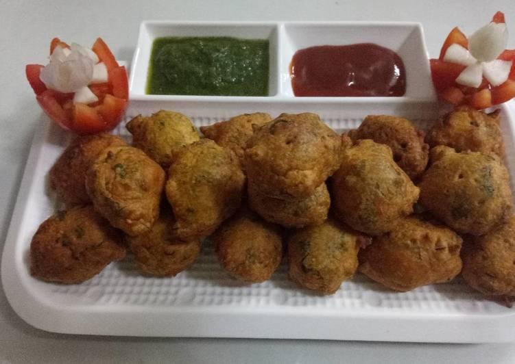 Use Food to Improve Your Mood Methi ke gote (Methi na gota- Gujarati Farsan)