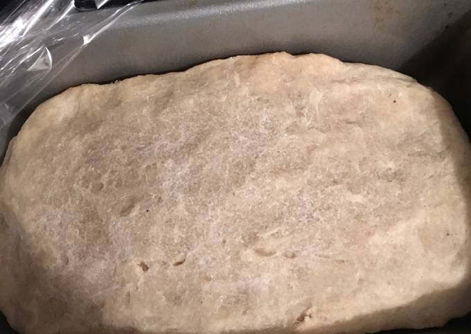 Salt rise bread