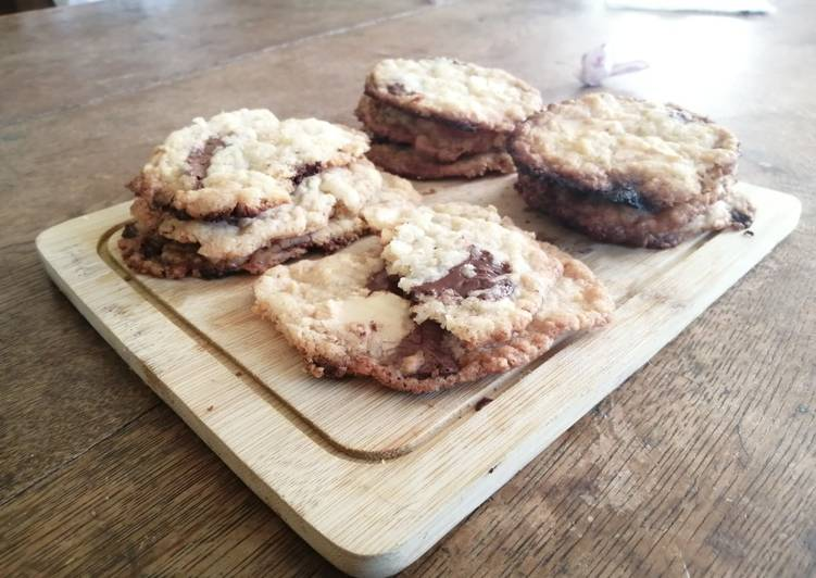 Recette Appétissante Cookies