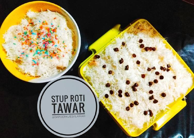 Stup Roti Tawar