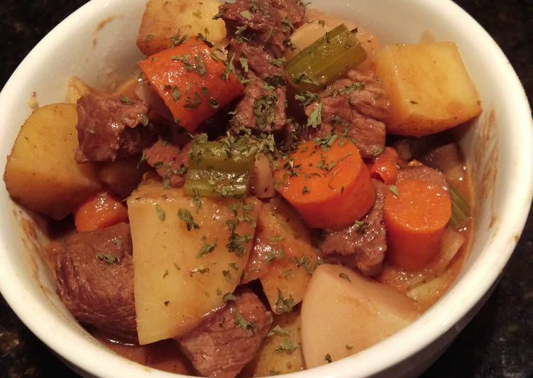 Classic Northern Beef Stew, Helping Your Heart with Food