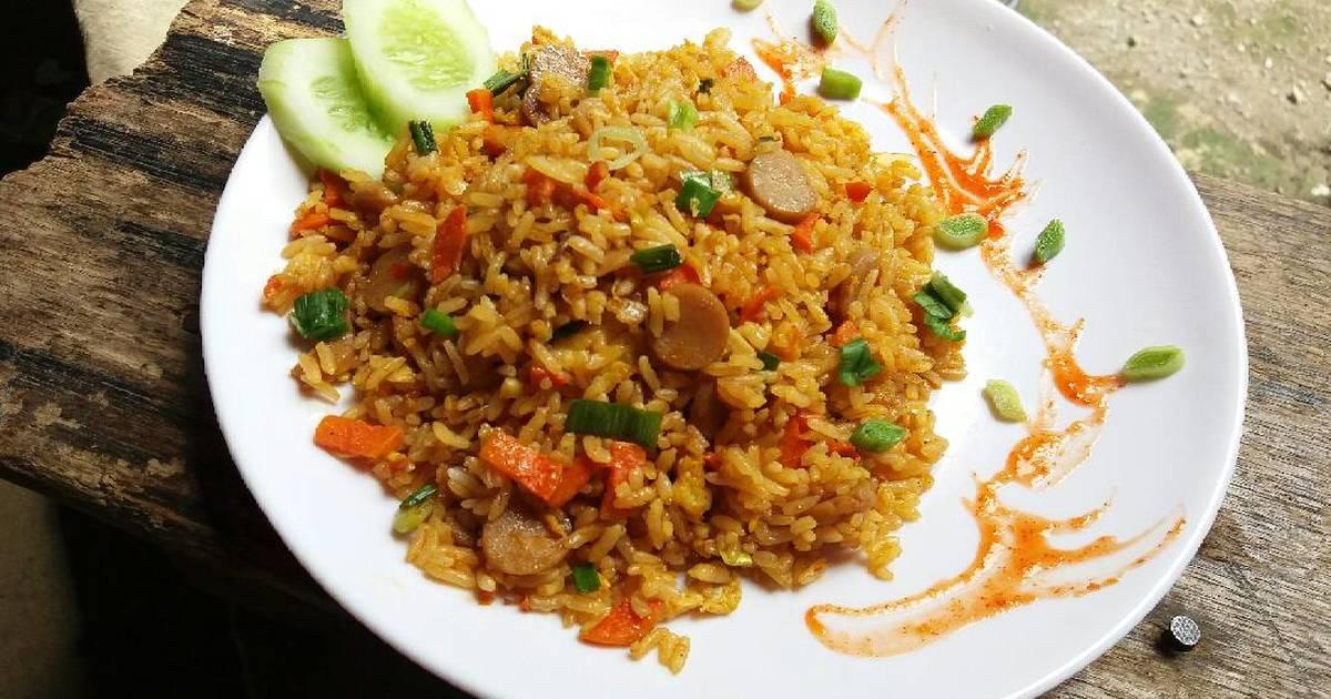 Resep Nasi Goreng Ala Restoran Oleh Linda Dp Cookpad