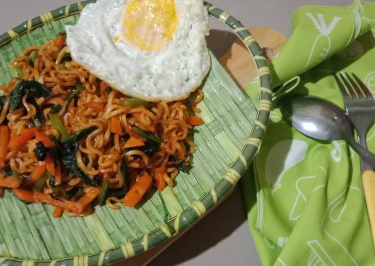 Indomie goreng korean spicy soup ala2
