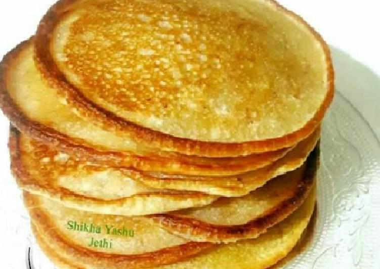 How to Prepare Speedy Banana Pancakes