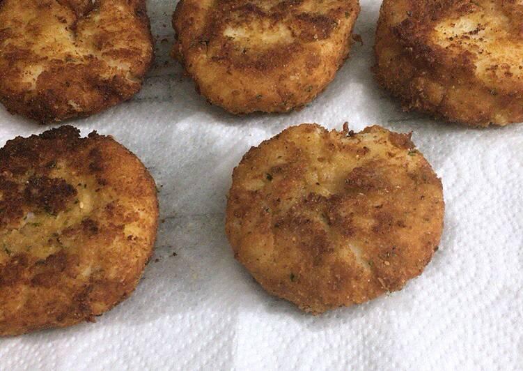 Recipe: Delicious Potato cakes