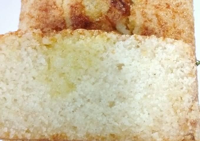 Basbousa Cake (middle Yeast Recipe) Semolina Cake