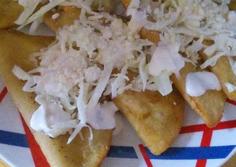 Empanadas de queso Oaxaca 🌹🌹🌹