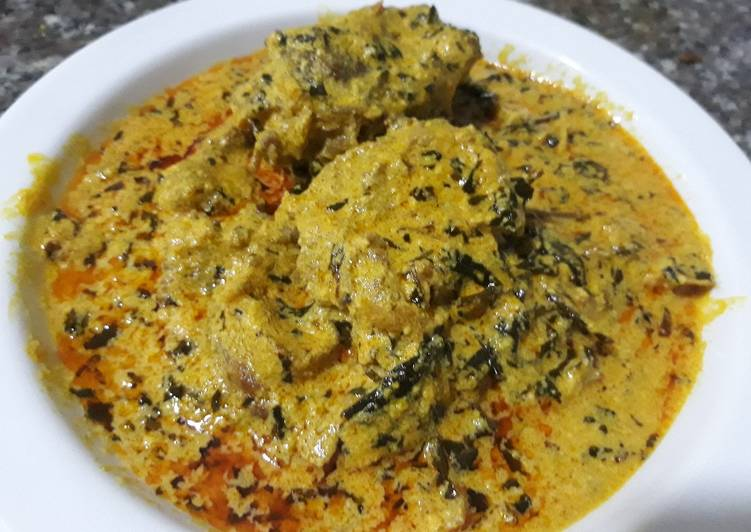 Traditional Nigerian Egusi Soup Recipe
