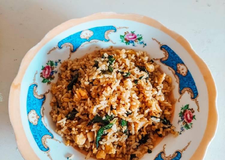 Nasi Goreng Kangkung