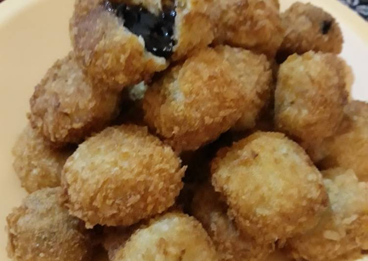 Roti goreng choco lava - cookandrecipe.com