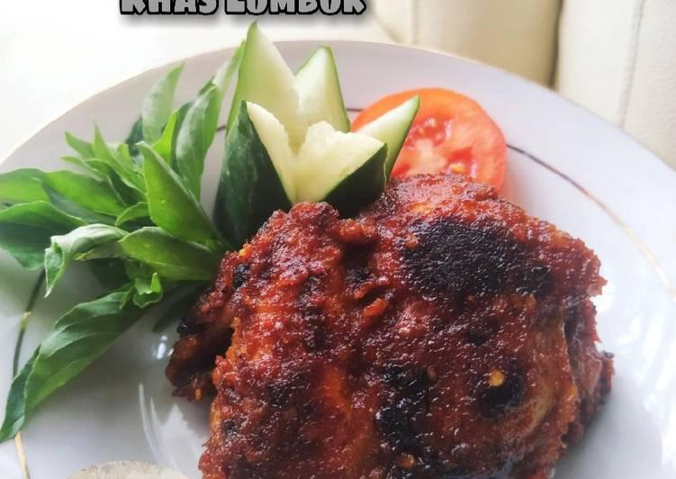 Cara Gampang mengolah Ayam Bakar Taliwang Khas Lombok yang Lezat