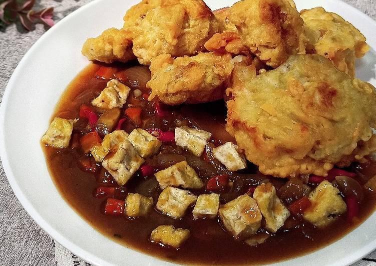 Resep Ayam Goreng Tepung Saus Teriyaki Lezat