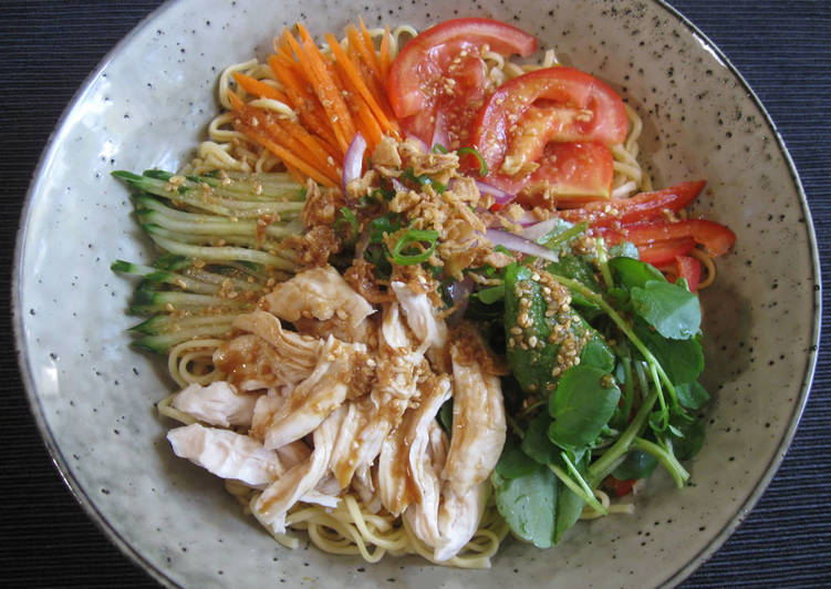 Foods That Can Make You Happy Ramen Salad