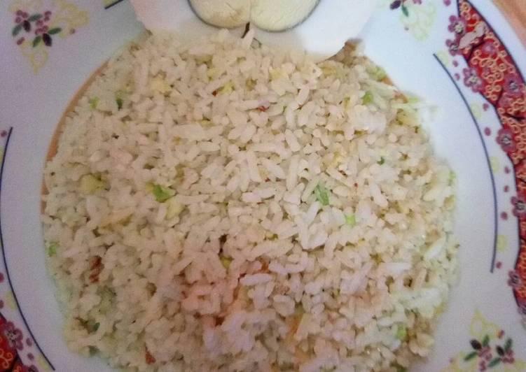 Resep Chahan/nasi goreng ala Jepang Bikin Ngiler