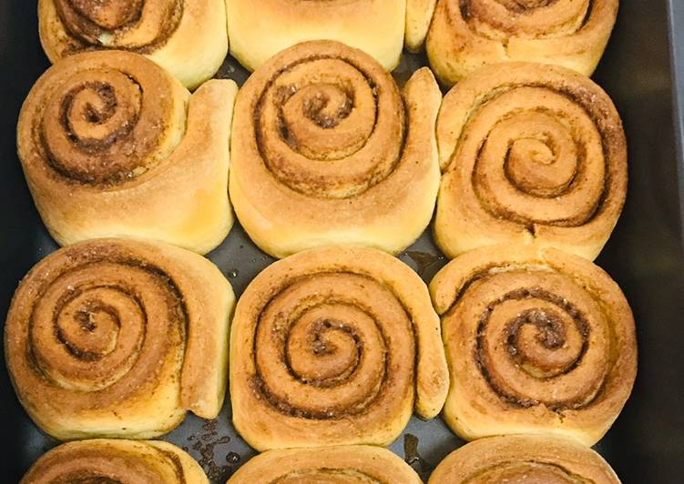 How to Prepare Award-winning Cinnamon rolls #weeklyjikonichallenge