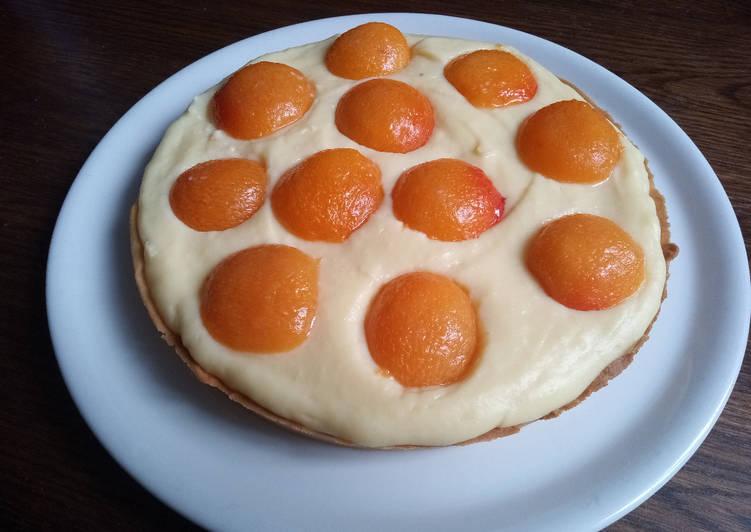 Recette: Tarte à l'abricot
