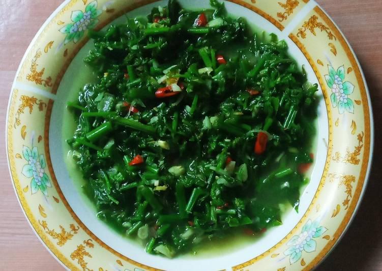 Sayur Paku Manado (Pakis)