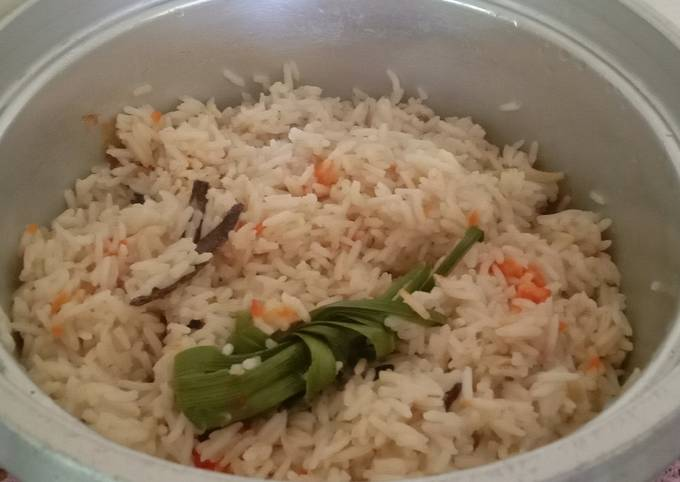 Nasi Minyak Kebabom