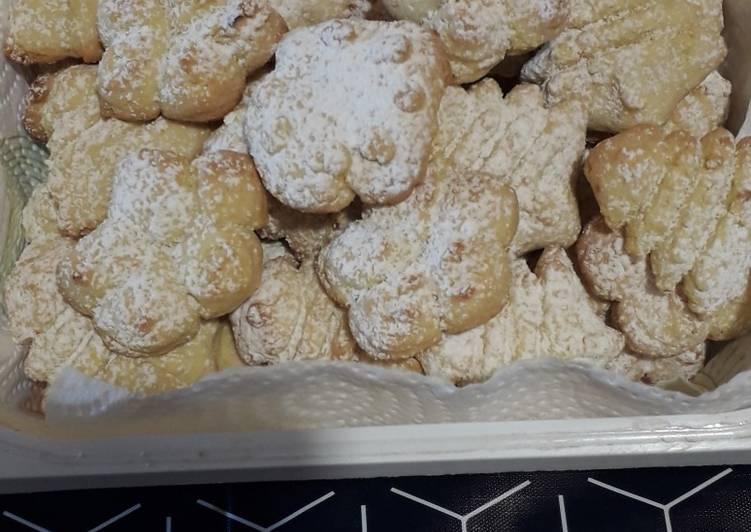 Biscotti con la Spara biscotti