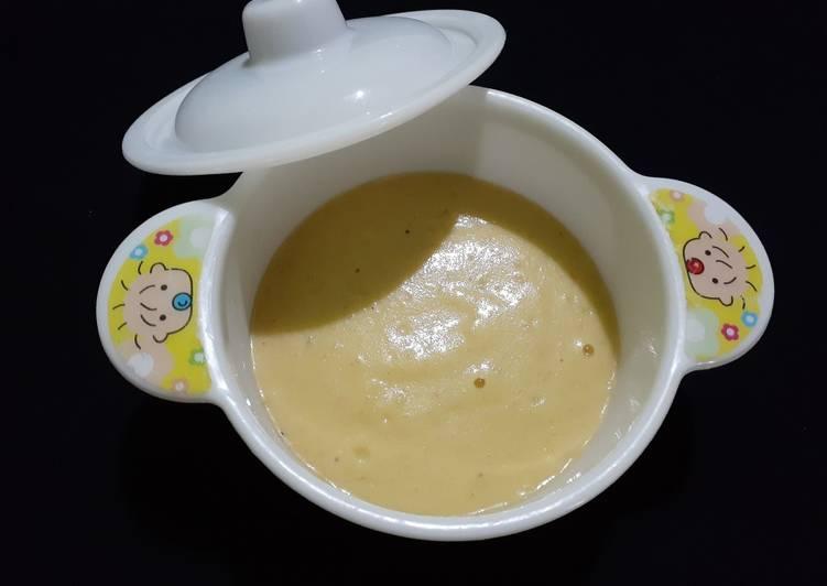 Bubur Tofu Udang
