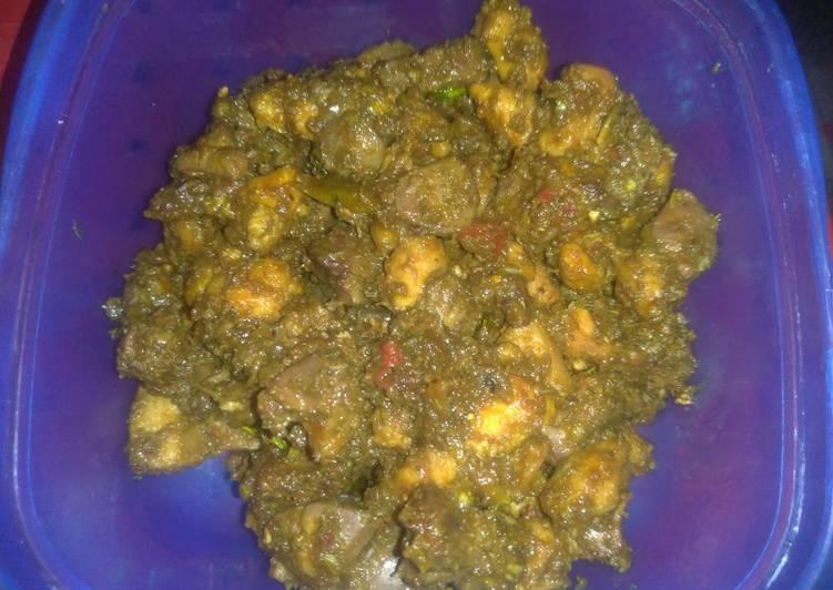 Resep Sambal Goreng ala Tita - Ati ayam & Breast boneless Chicken yang Bisa Manjain Lidah