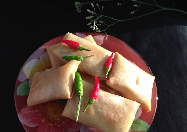 Martabak Daging Kornet Simpel Ueenakk😁