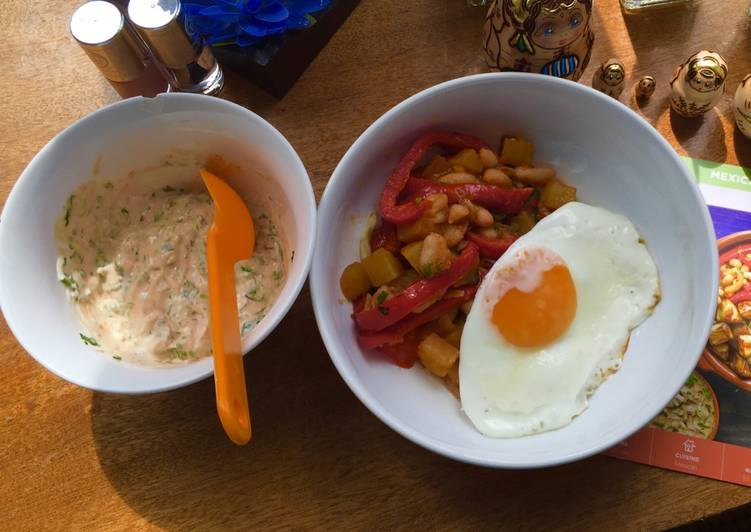 Easiest Way to Prepare Award-winning Mexican Egg