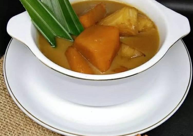 kolak-singkong-labu-kuning